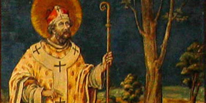 Sv. Korbinian, Biskup Frisinský (dne 7. Září)